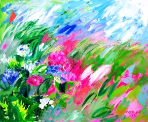 Gemälde Sigurd Rakel ohne Titel
